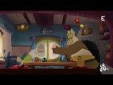 Dofus - Aux Trésors de Kerubim / Дофус - Сокровища Керуба - 8 серия   Shoker, Linokk, Mistake & Eva [AniLibria.Tv]